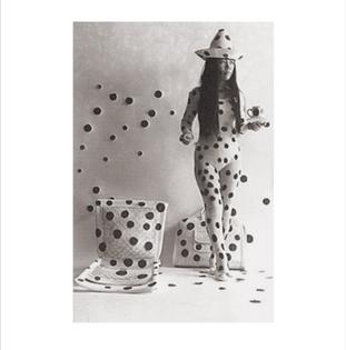 Yayoi Kusama, Self-Obliteration By Dots, 1968