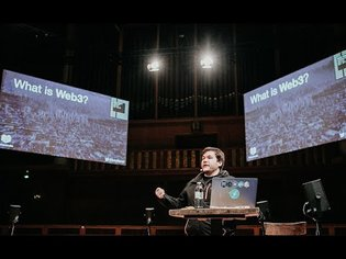What Exactly is Web3? by Juan Benet at Web3 Summit 2018
