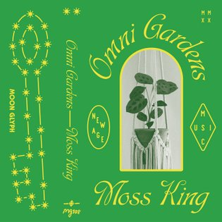 Moss King, by Omni Gardens