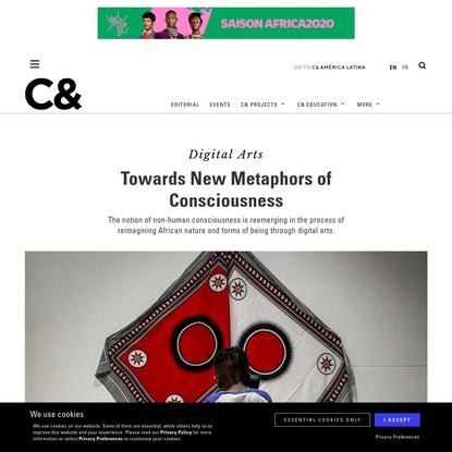 Towards New Metaphors of Consciousness