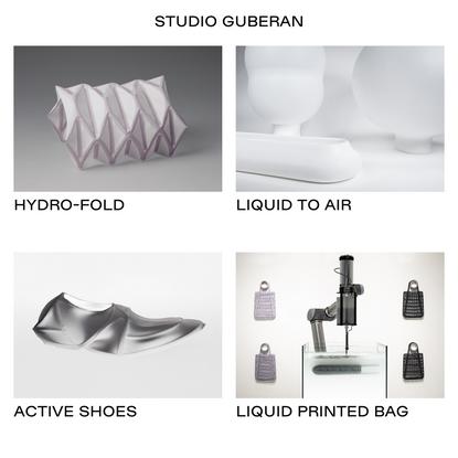 Studio Guberan – Home