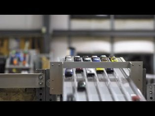 Metropolis II by Chris Burden (the movie)