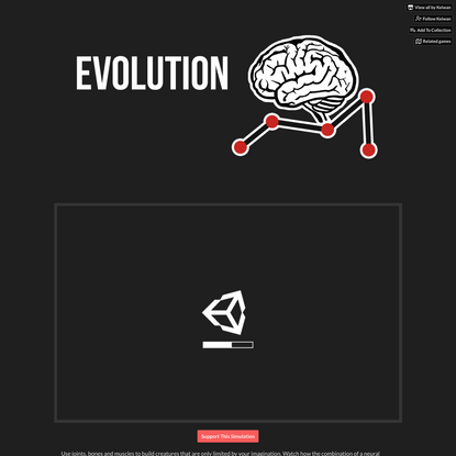 Evolution by Keiwan
