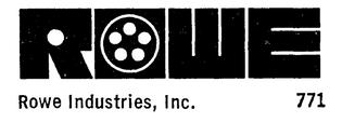 Rowe Industries