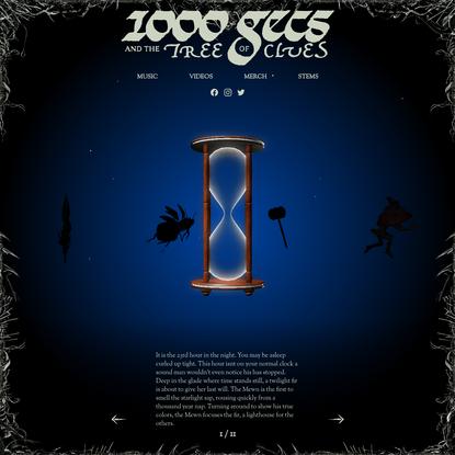 100 Gecs | 1000 gecs & The Tree of Clues