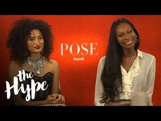 "The Stars of ""Pose"" Talk Trans Representation & Ballroom Culture | The Hype | E!"