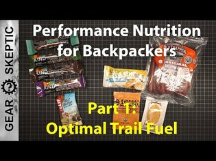Performance Nutrition for Backpacking, Part 1: Optimal Trail Fuel