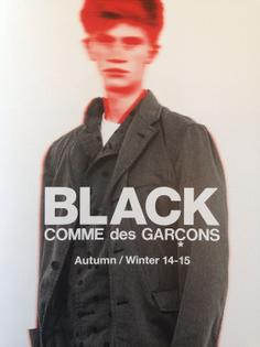 COMME DES GARCONS BLACK