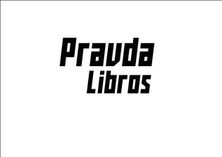 Logo viejo de Pravda Libros