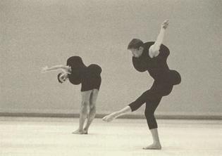 merce cunningham dance company. costumes by rei kawakubo / comme des garçons, 198