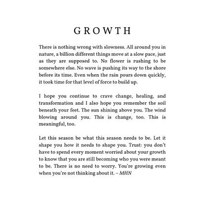 """The Storyteller Co. on Instagram: """"Excerpt is from the series """"You're Growing"""" - August 16, 2020″ on the app."""""""