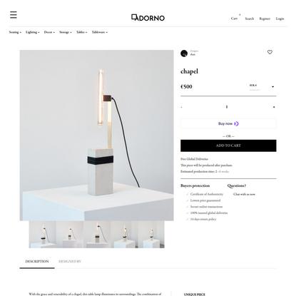 chapel - Adorno Design