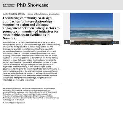 Phd Showcase