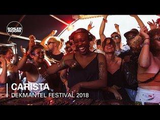Carista | Boiler Room x Dekmantel Festival 2018