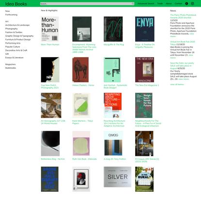 Home - Idea Books