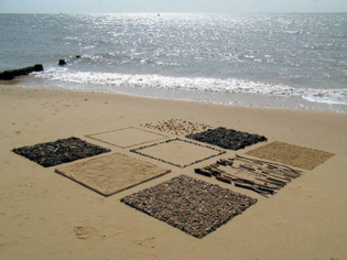 Natasha Carsberg, 'Sea Squares II', 2009