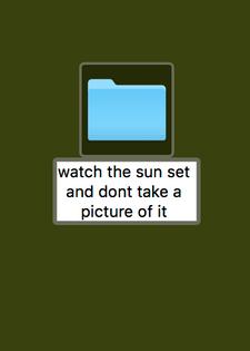 sunset poem by nudah