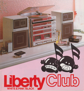 Sony Liberty XO-700W (1985)