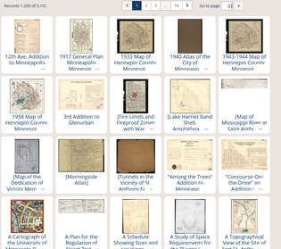 Minneapolis Public Library - Digital Collections - Maps