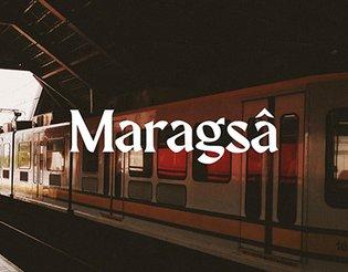 Maragsâ - a display typeface [FREE]