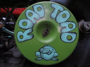 Hodaka Road Toad