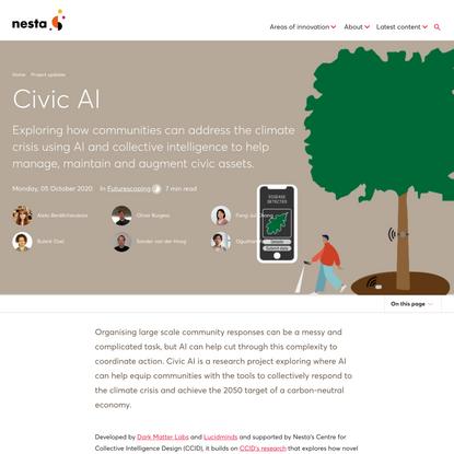 Civic AI