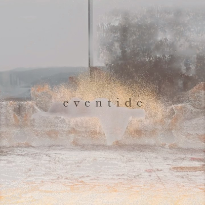 """oɹɟuǝqnɹ's Instagram post: """"eventide - an experimental film merging reality with real-time VFX, set in an abandoned mansion ..."""