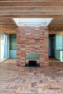 Woodstock Rooftop Life and Work Space, London (designed by Jonathan Tuckey, 2019