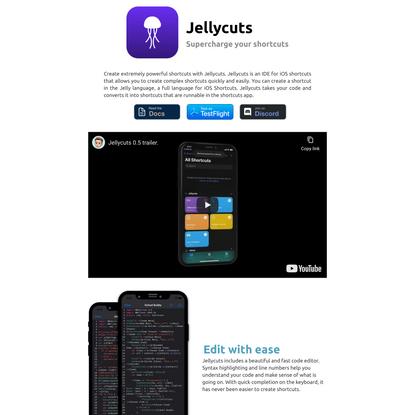 Jellycuts