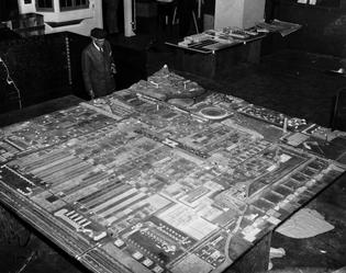 Frank Lloyd Wright, Broadacre City (1935)