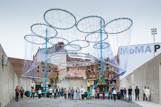 Andres Jaque, COSMO MoMA PS1 (2015)