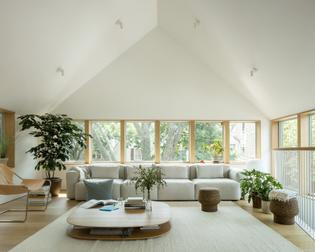 Ardmore House, Chicago (designed by Kwong von Glinow, 2020)