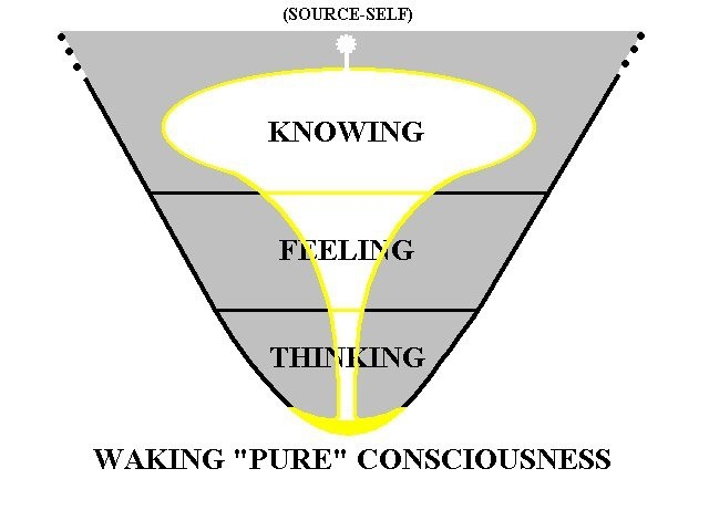 """Waking """"pure"""" consciousness"""