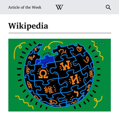 "Wikipedia on Instagram: ""On this day in 2001, Wikipedia was launched! Today, it is the largest encyclopedia of all time. Lea..."