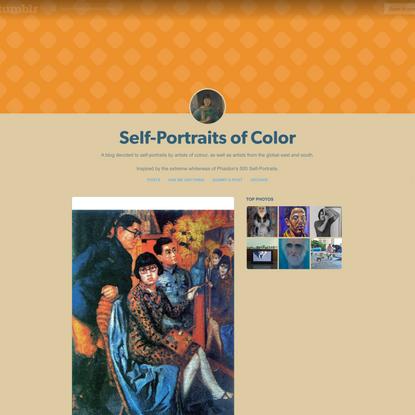 Self-Portraits of Color