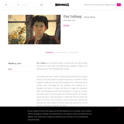 Pan Yuliang | Widewalls
