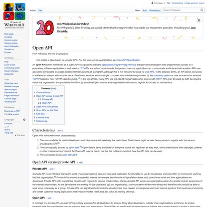 Open API - Wikipedia
