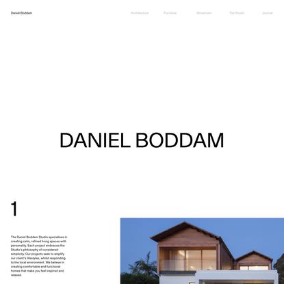 www.danielboddam.com
