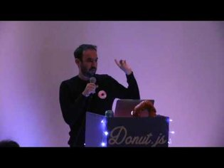 Andy Pressman - What We Lose When It's Easy to Use - DonutJS - Nov 2016