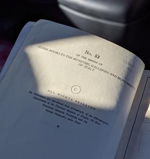 """Herculaneum"", opening page"