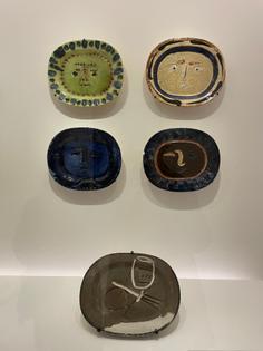 Picasso plates