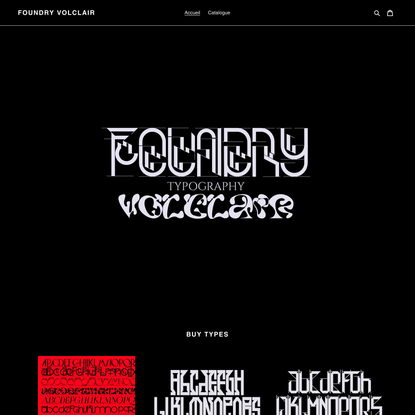 Foundry Volclair