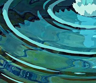 Stone ripple
