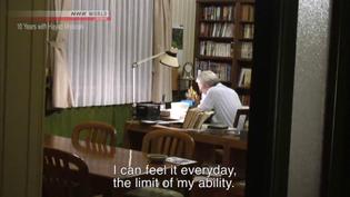 The Creative Process in 43 Hayao Miyazaki Screengrabs