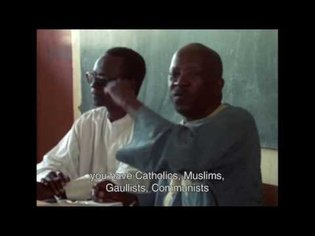 Ousmane Sembène on Cinema as Activism
