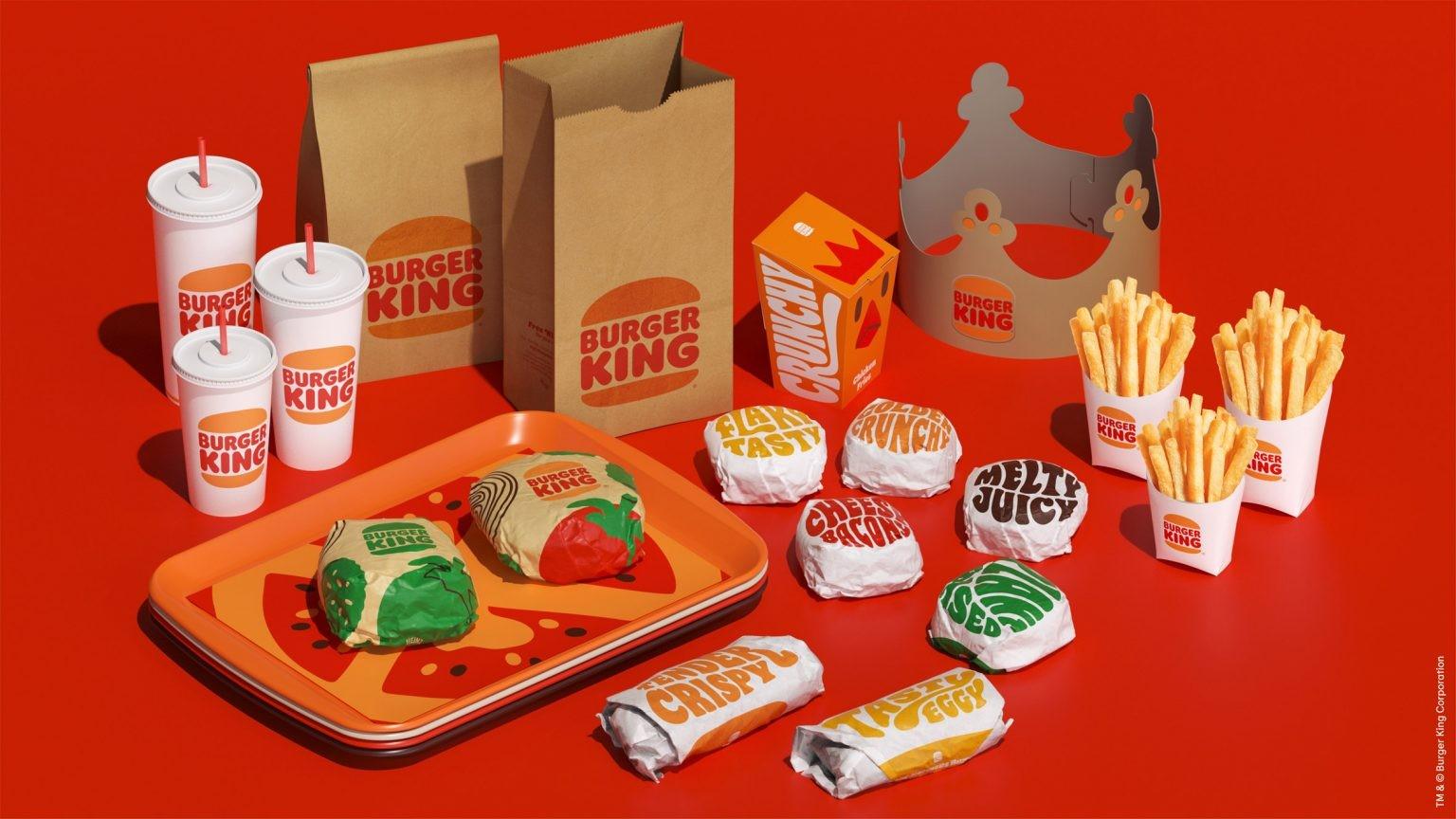 Jones Knowles Ritchie, Burger King (2021)