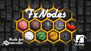 FxNodes for Blender (Add-on)