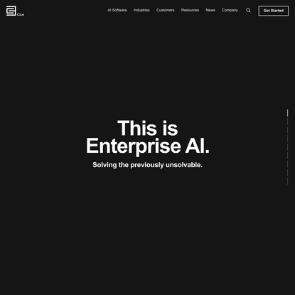 C3.ai - Enterprise AI