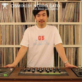 QSMIX031 Norio Sato by Quartet Series