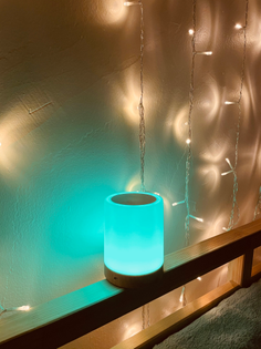 Inherited a Friendship Lamp during quarantine of 2020